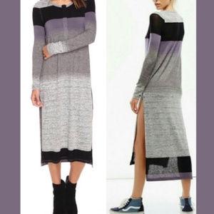 NEW Free People Loretta Colorblock Maxi Dress $128